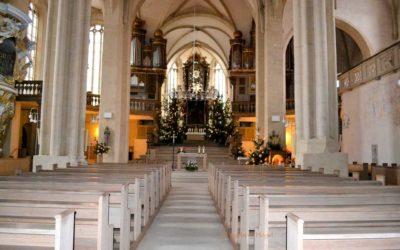 Der Dom St. Peter und Paul in Zeitz