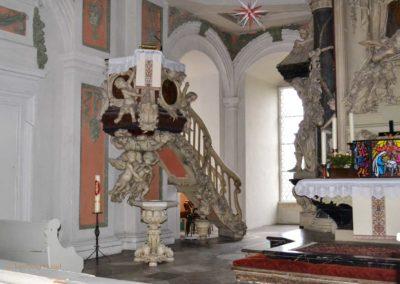 Schlosskirche St. Trinitatis Neu-Augustusburg in Weißenfels