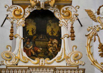 Hochaltar Kaiserdom in Merseburg