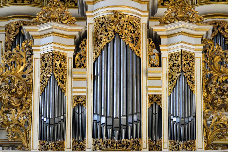 Orgel Kaiserdom in Merseburg