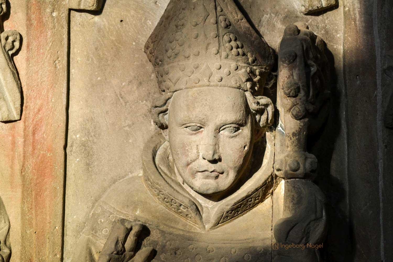 Bischofskapelle Kaiserdom in Merseburg