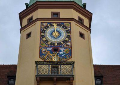 Alte Rathaus in Leipzig