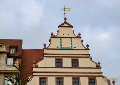 Alte Waage in Leipzig
