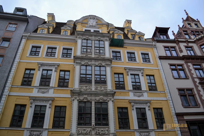 Fregehaus in Leipzig