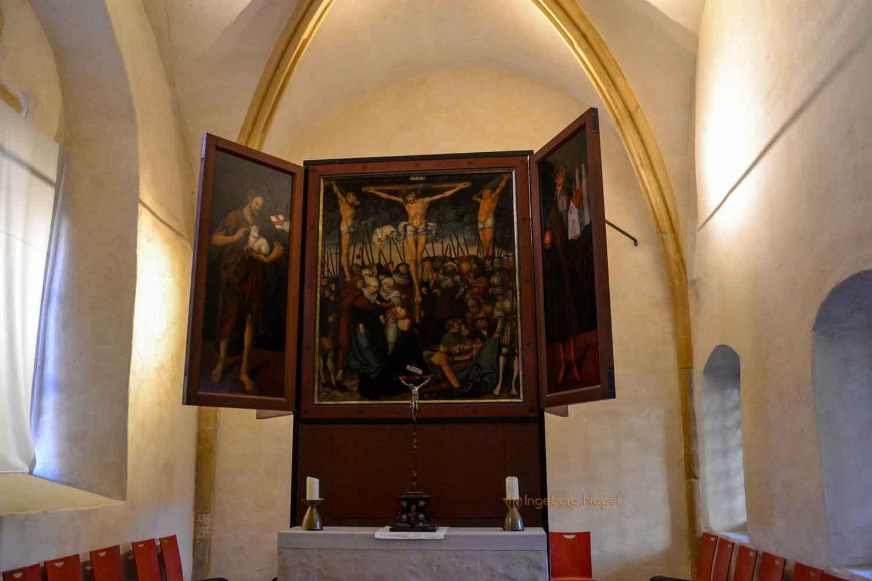 Michaeliskapelle Kaiserdom Merseburg
