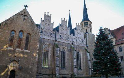 Der Kaiserdom zu Merseburg