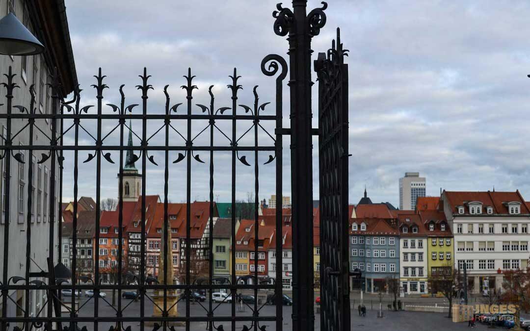 Erfurt – Stadtrundgang Teil 1
