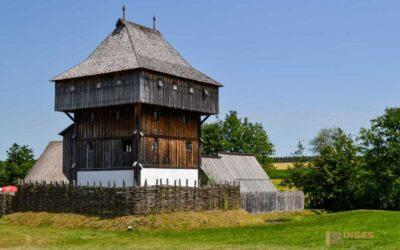Freilichtmuseum Bachritterburg