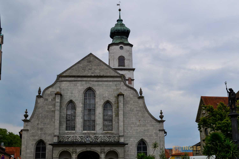 ev. Kirche St. Stephan Lindau am Bodensee