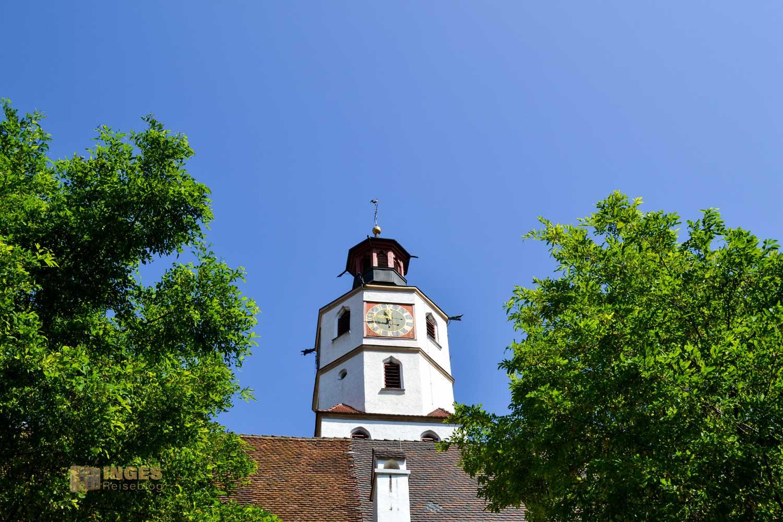 Ev. Stadtkirche Blaubeuren