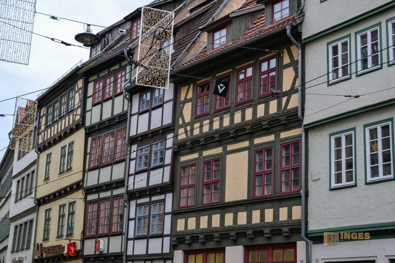 Marktstraße Erfurt