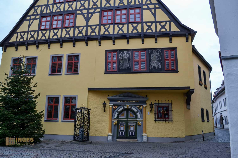 Haus zum Sonneborn Erfurt