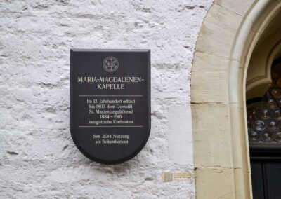 Maria-Magdalenenkapelle Erfurt