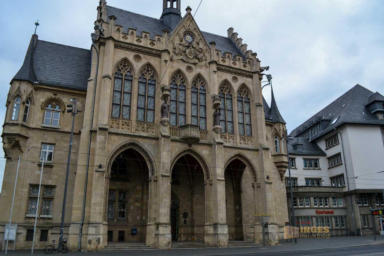 Rathaus Erfurt