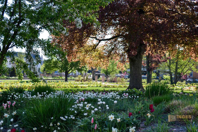 Stadtgarten Schwäbisch Gmünd