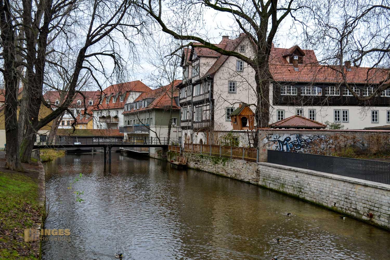 an der Gera in Erfurt
