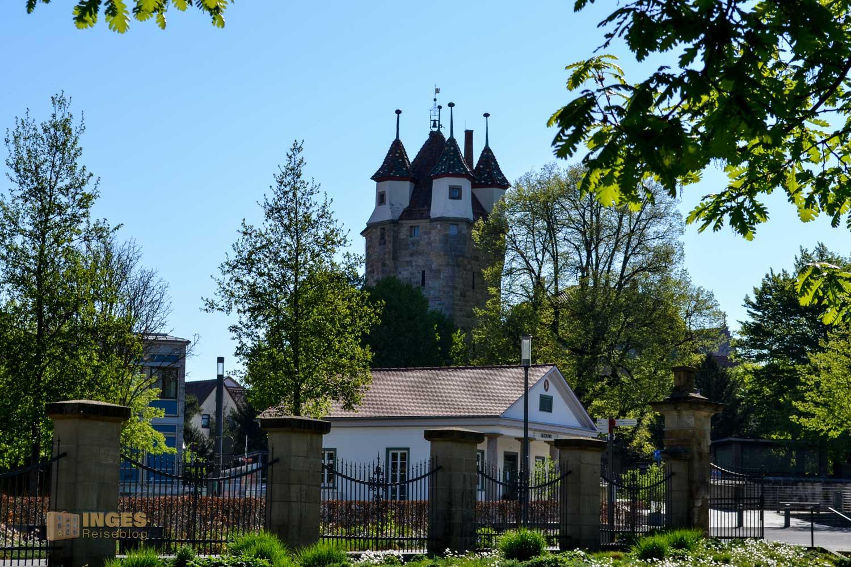 Fünfknopfturm Schwäbisch Gmünd