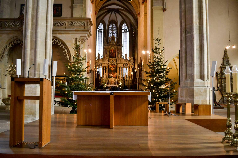 Hauptaltar Erfurter Dom