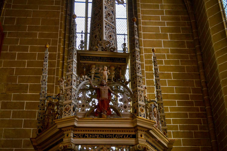 Taufbecken Erfurter Dom