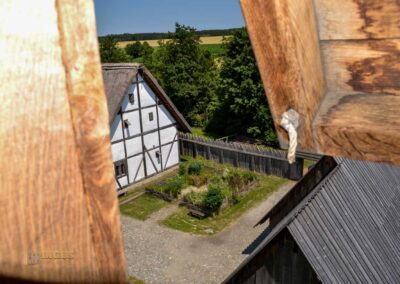 Freilichtmuseum Bachritterburg Kanzach