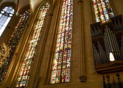 Glasfenster Erfurter Dom