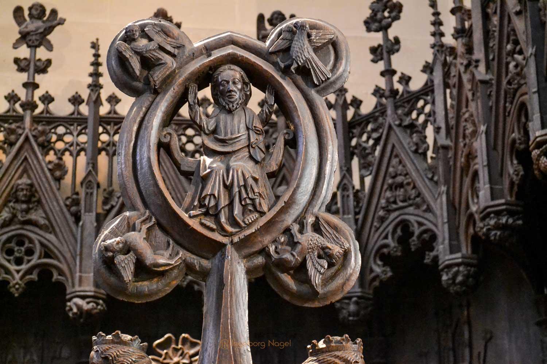 Chorgestühl Erfurter Dom