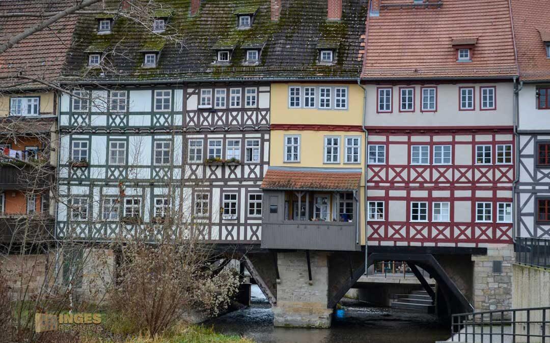 Erfurt – Stadtrundgang Teil 2