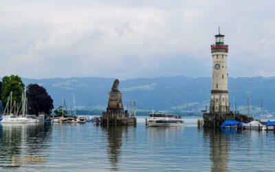 Einmal um die Insel – Lindau am Bodensee
