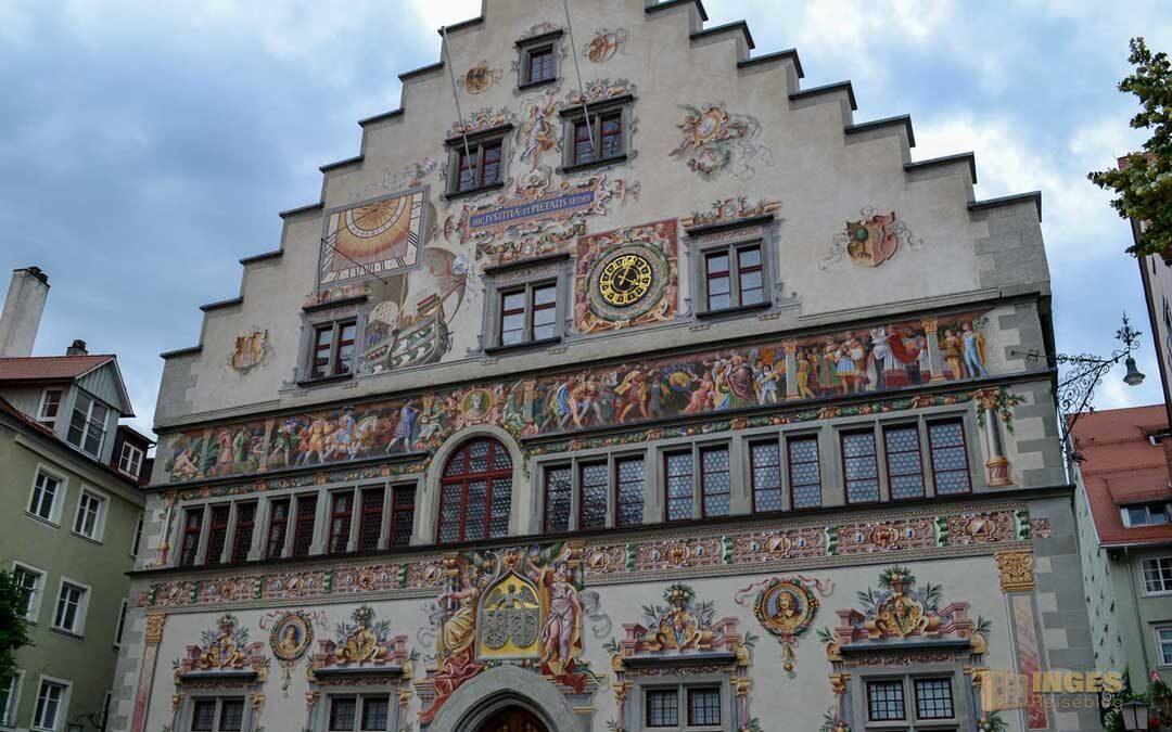 Altes Rathaus in Lindau am Bodensee