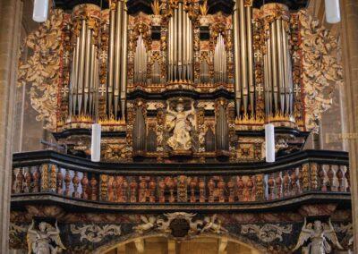 Hauptorgel Erfurter Dom
