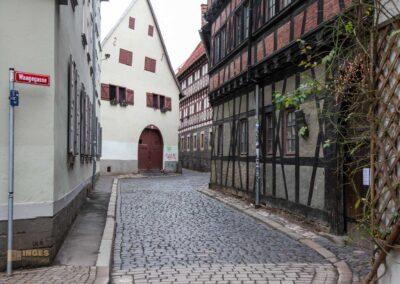 Waagegasse Erfurt