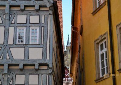 historische Altstadt in Bad Wimpfen