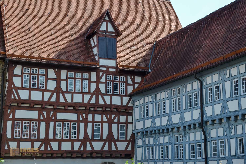 Das Alte Spital in der Unterstadt in Bad Wimpfen