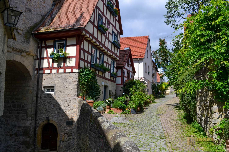 Schwibbogentor in Bad Wimpfen