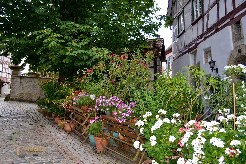 historische Altstadt Bad Wimpfen