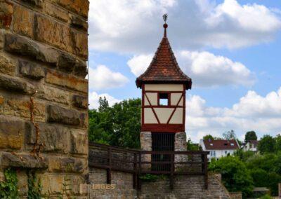 Nürnberger Türmchen in Bad Wimpfen