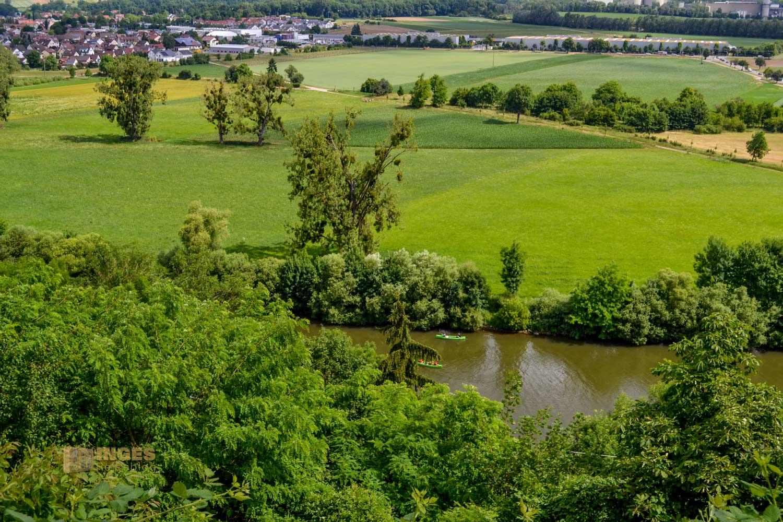 Neckartal bei Bad Wimpfen