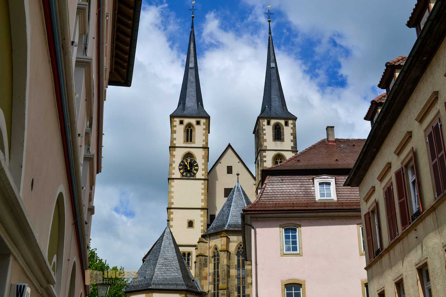 evang. Stadtkirche Bad Wimpfen