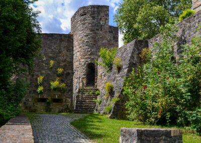 Zwinger im Stadtgraben Bad Wimpfen