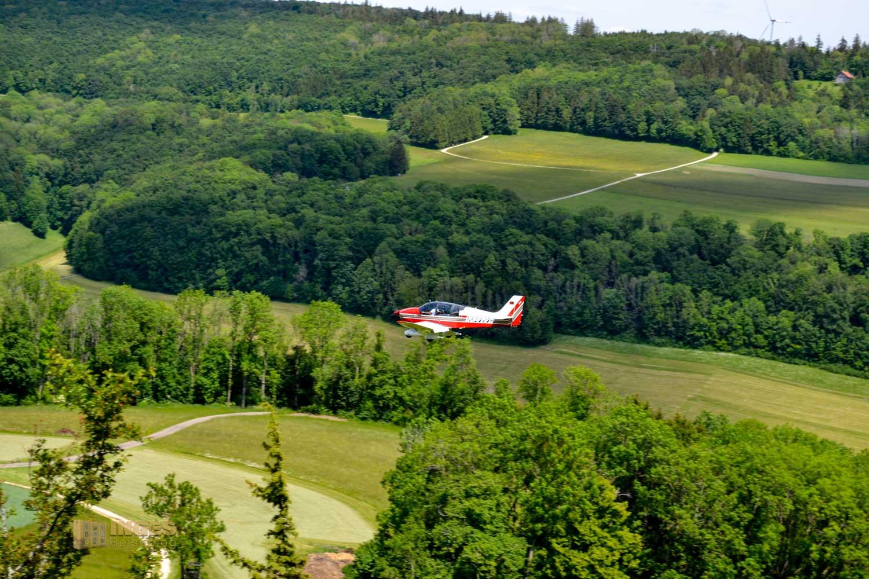 Flugplatz Hornberg bei Schwäbisch Gmünd