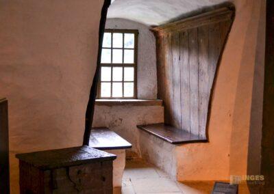 Gerichtssaal Schloss Weesenstein