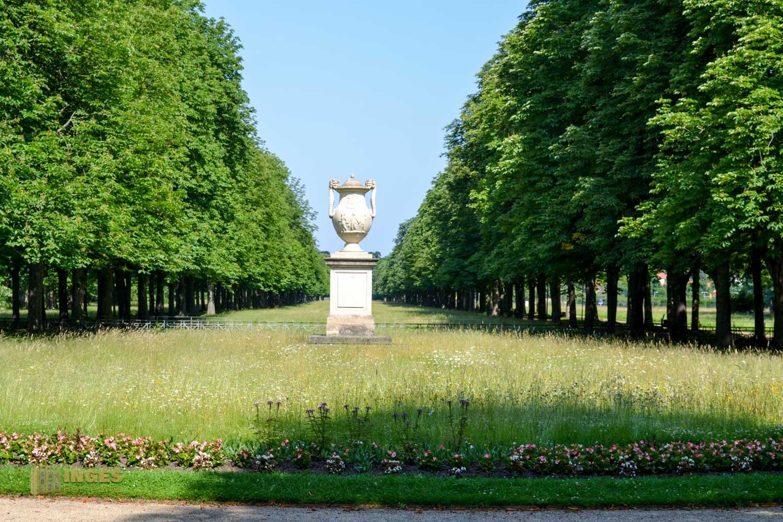 Park Schloss Pillnitz