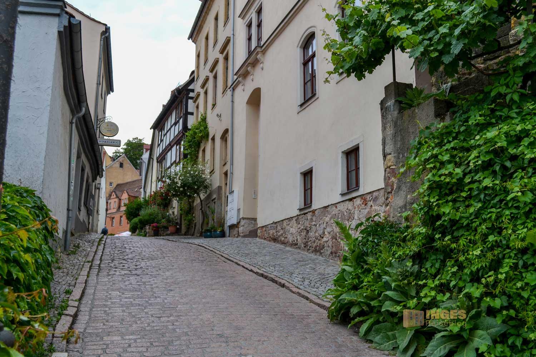 Historisches Viertel am Burgberg Altstadt Meißen
