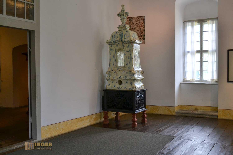 Innenräume Schloss Weesenstein