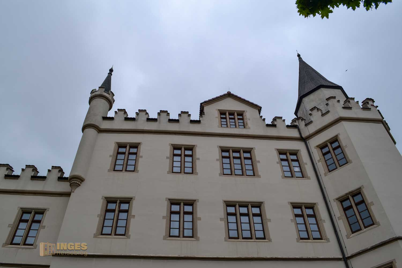 Wendischer Turm und ehemalige Kaserne in Bautzen