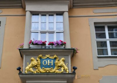 Wendische Straße in Bautzen