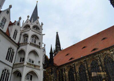 Albrechtsburg und Dom in Meißen