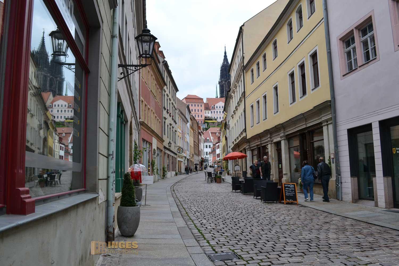 Burgstrasse Altstadt in Meißen