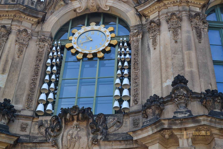 Glockenspielpavillon Zwinger in Dresden