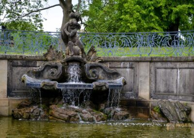 Brühlsche Terrasse in Dresden